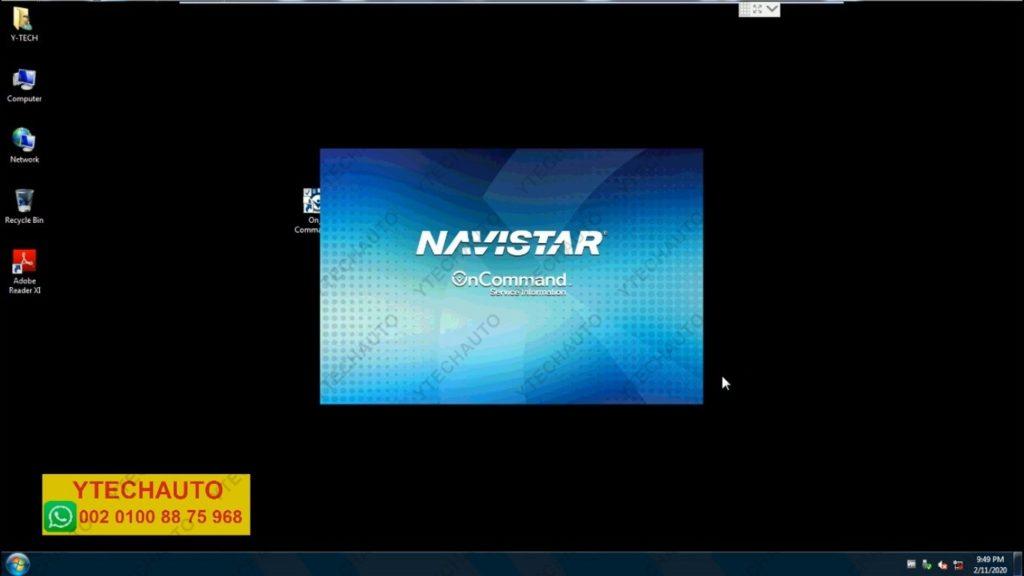 Navistar Oncommand Service Information 2018